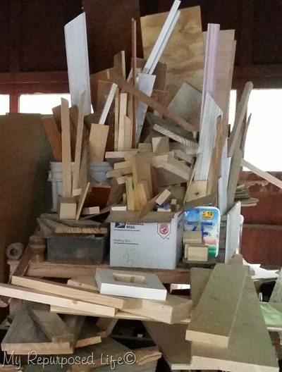 scrap-wood