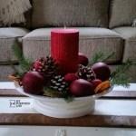 Easy Christmas Decor with Krylon