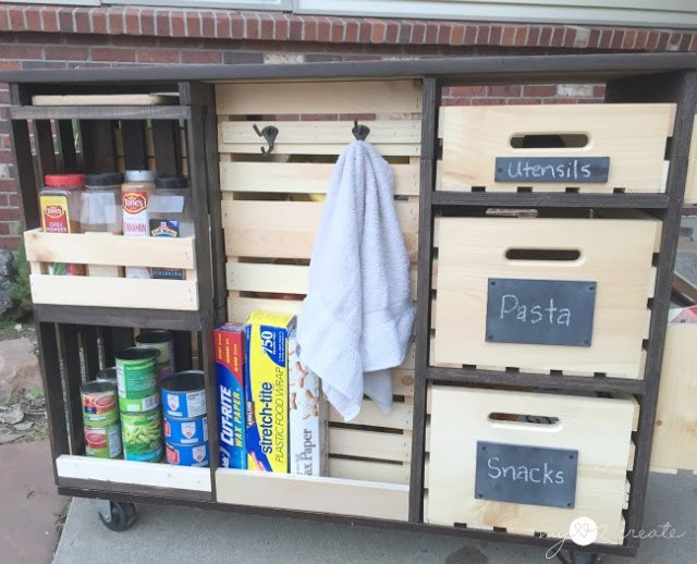 pantry cart from my love 2 create