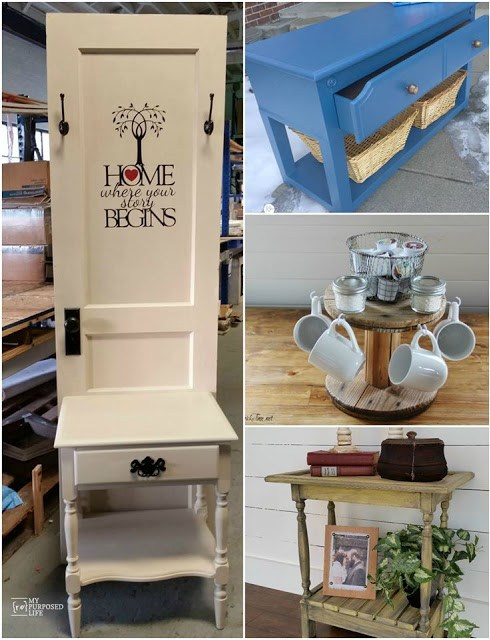projects from My Repurposed Life
