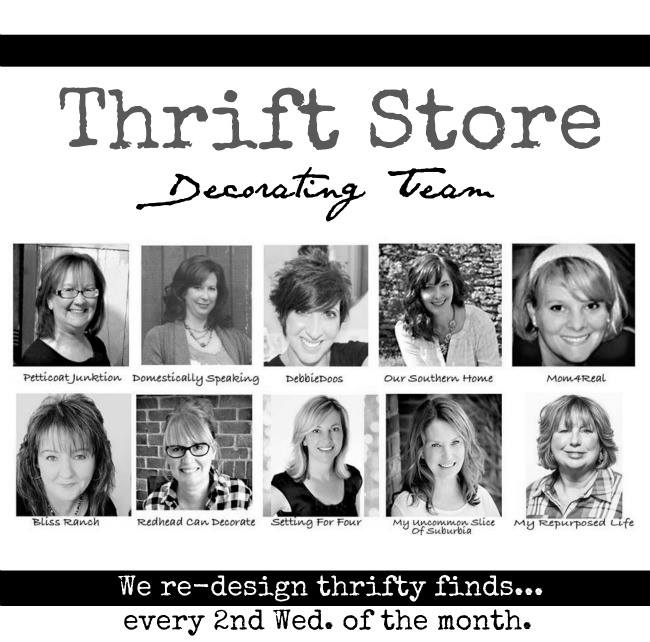 Thrift Store Decorating Team