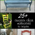 Project Ideas for Old Chairs