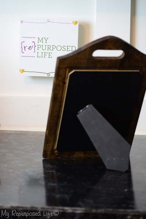 iPad stand easel