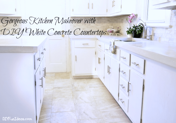 kitchen makeover