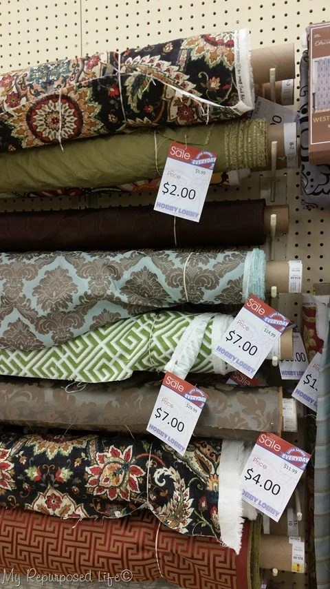 clearance fabric