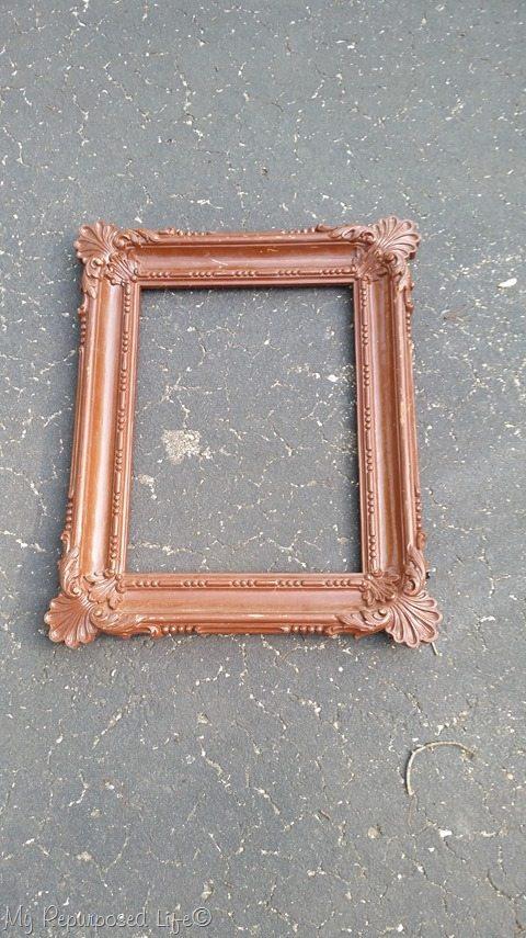 2 dollar plastic frame