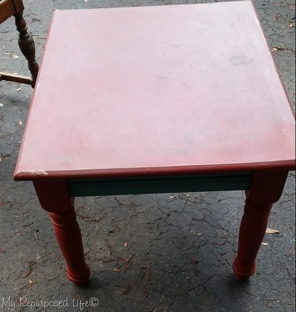 free side table