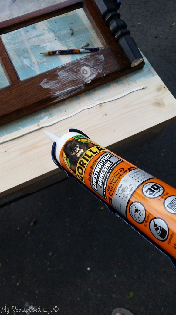 gorilla glue construction adhesive