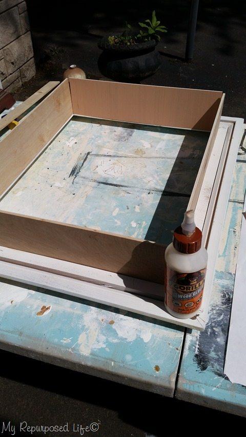 easy shadow box