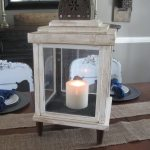 Turn Old Frames into a Lantern