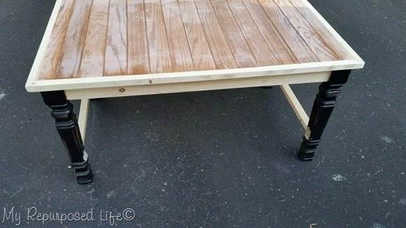 coffee table bench seat