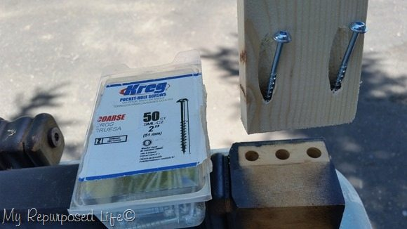 kreg jig screws