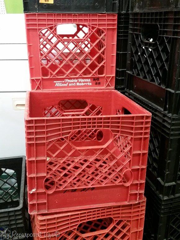 50 cent crates