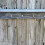 Headboard Wall Shelf Coat Rack
