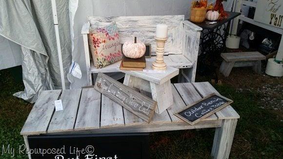 door bench coffee table