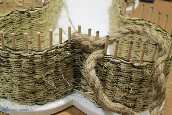 how-to-finish-off-woven-basket
