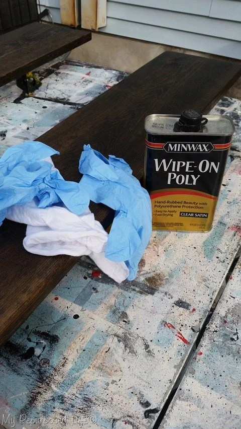 minwax wipe-on poly