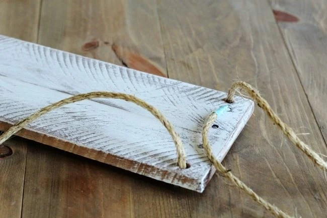 rope shelf tutorial by Knick of Time