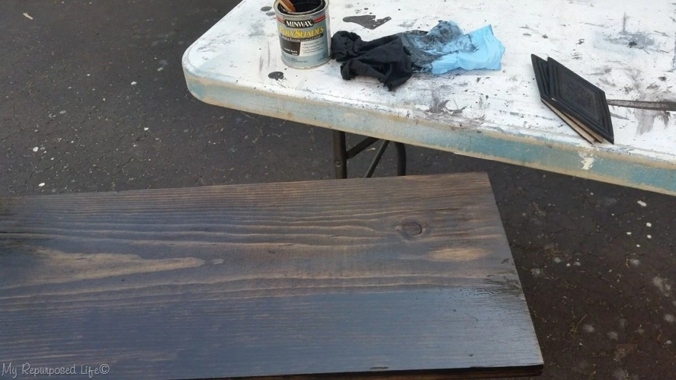 minwax classic black stain