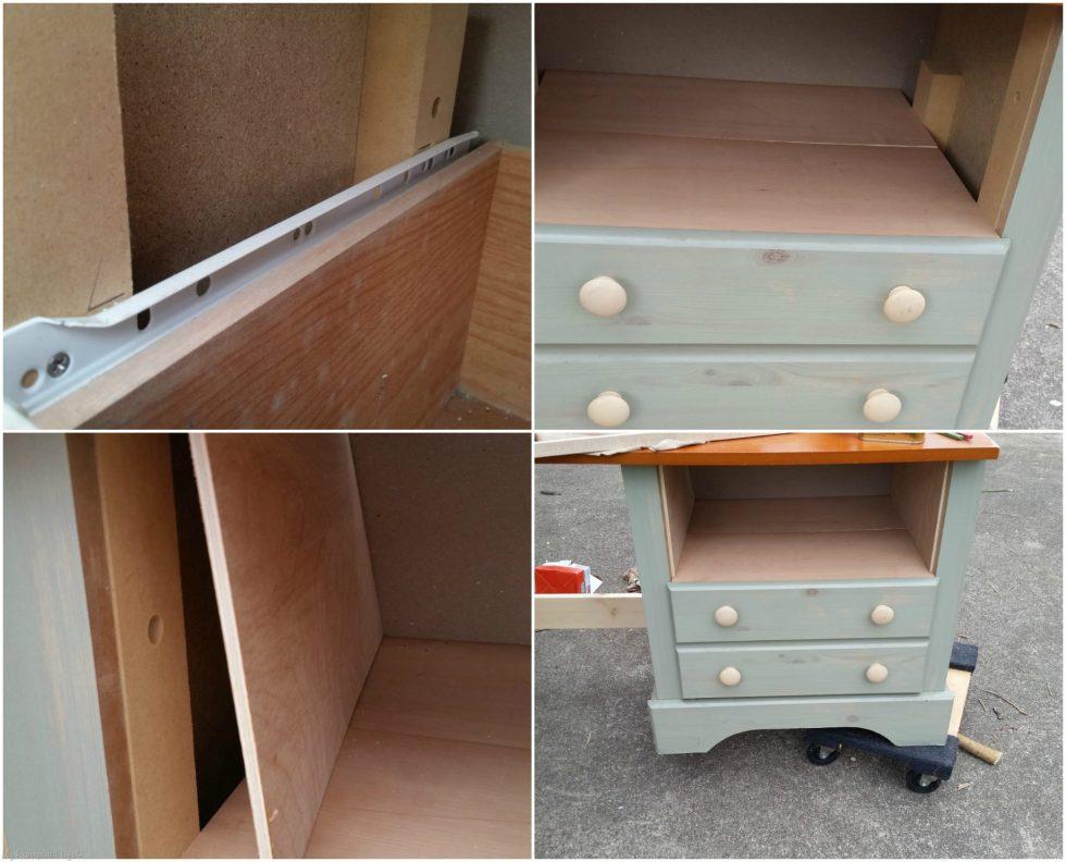 box in shelf