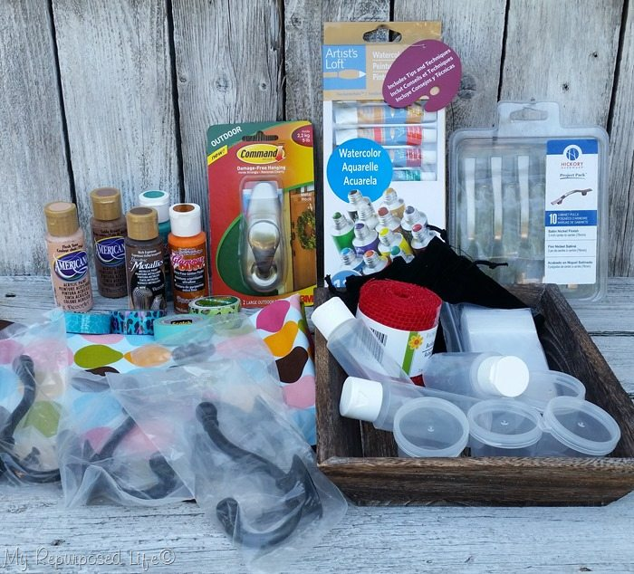giveaway craft supplies