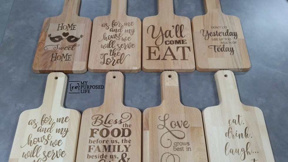 ikea etched cutting boards MyRepurposedLife.com