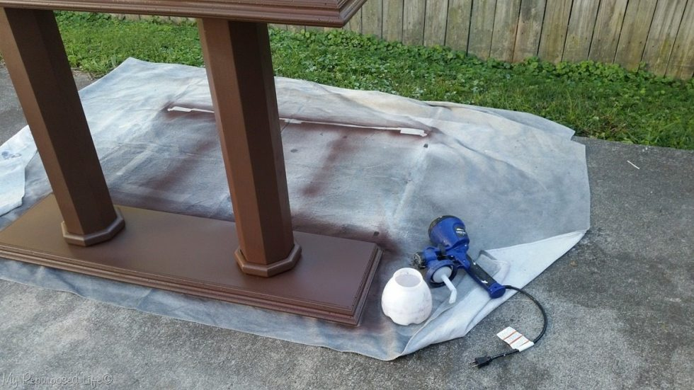 paint table Finish Max Super