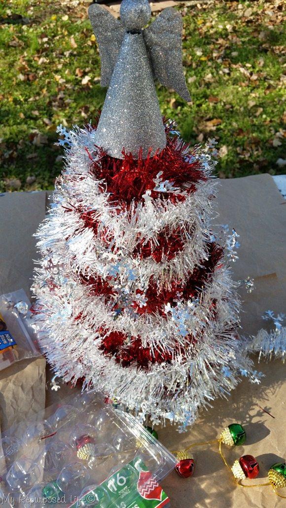 decorate garland birthday hat Christmas tree