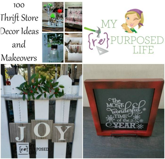 Last week at My RePurposed Life ToTT 103