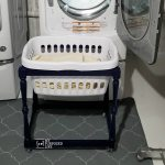 DIY Laundry Cart