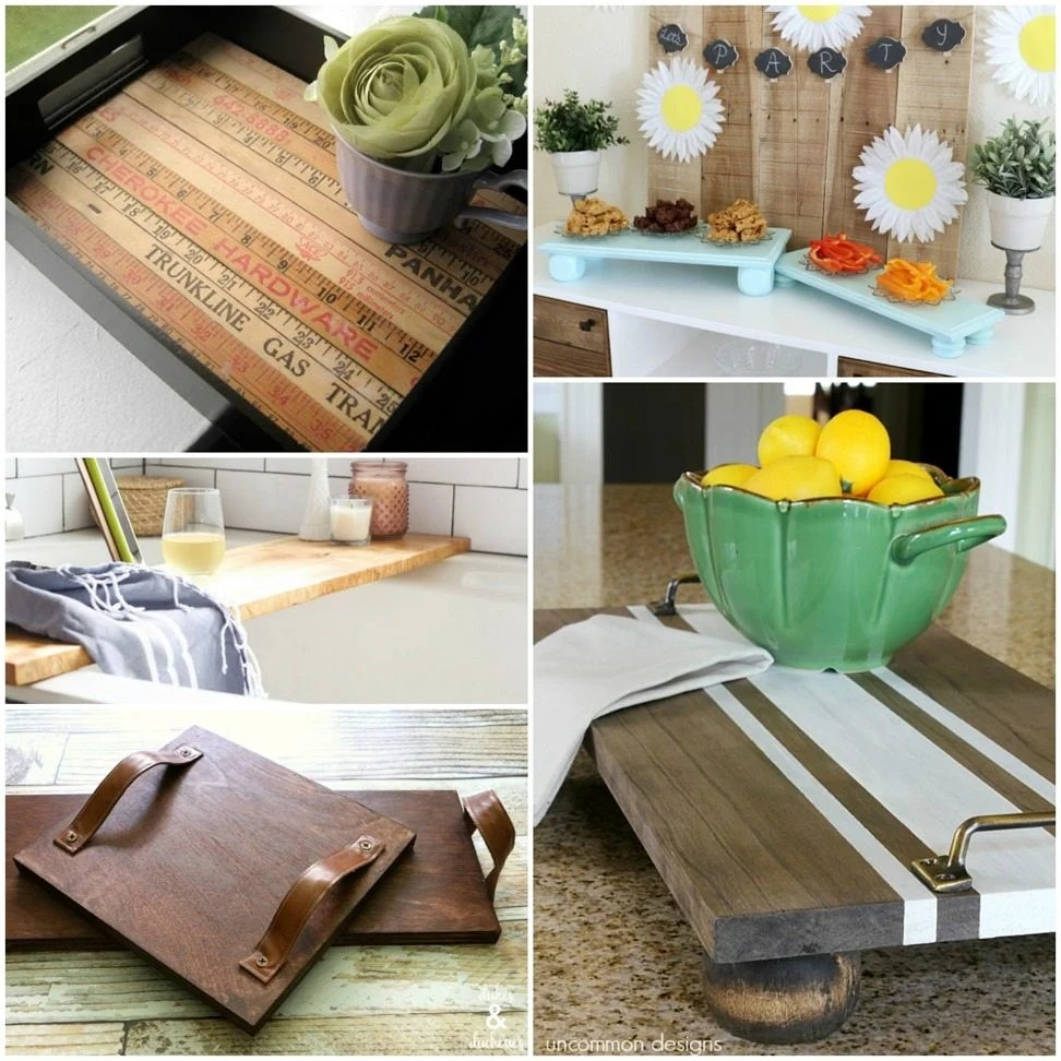 Easy Diy Trays