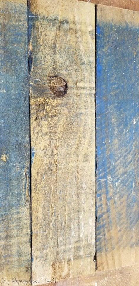 mark pallet boards for pocket holes