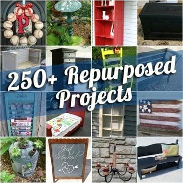 250 plus repurposed project ideas
