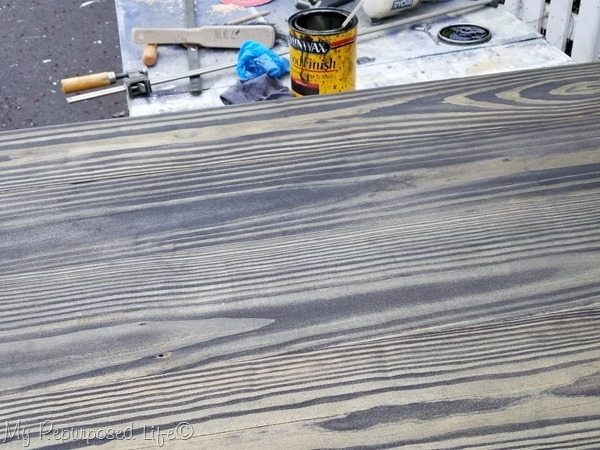 ebony stain kitchen island table top[3]