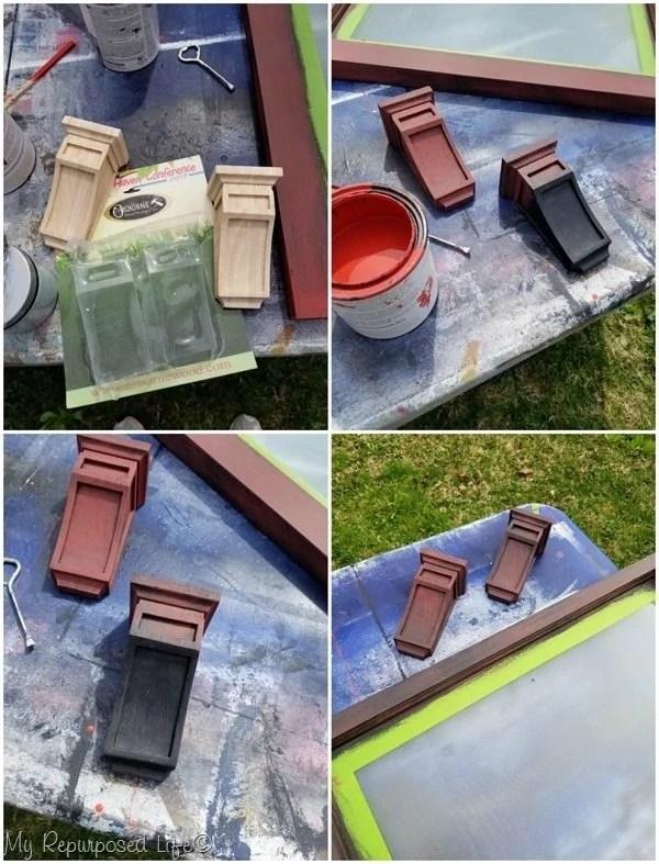 painting glazing corbels[2]