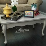 Queen Anne Coffee Table | Three New Projects