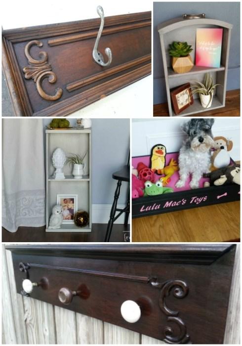 repurpose ideas for drawers
