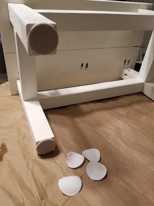 felt furniture pads