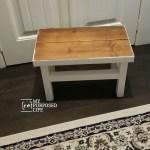How To Make Oversized Stepstool