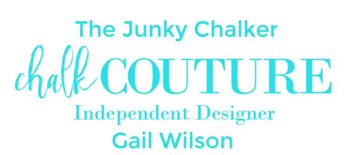the junky chalker chalk couture independent designer gail wilson