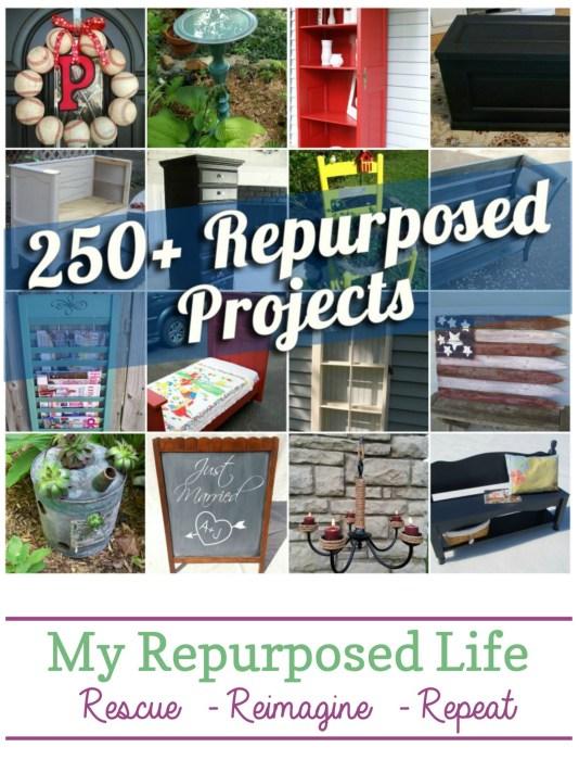 250 plus repurposed furniture projects MyRepurposedLife