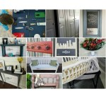 Upcycled Projects & Home Reno DIY ideas