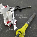 Leaf Blower | Clever Uses | Not Just for Leaves