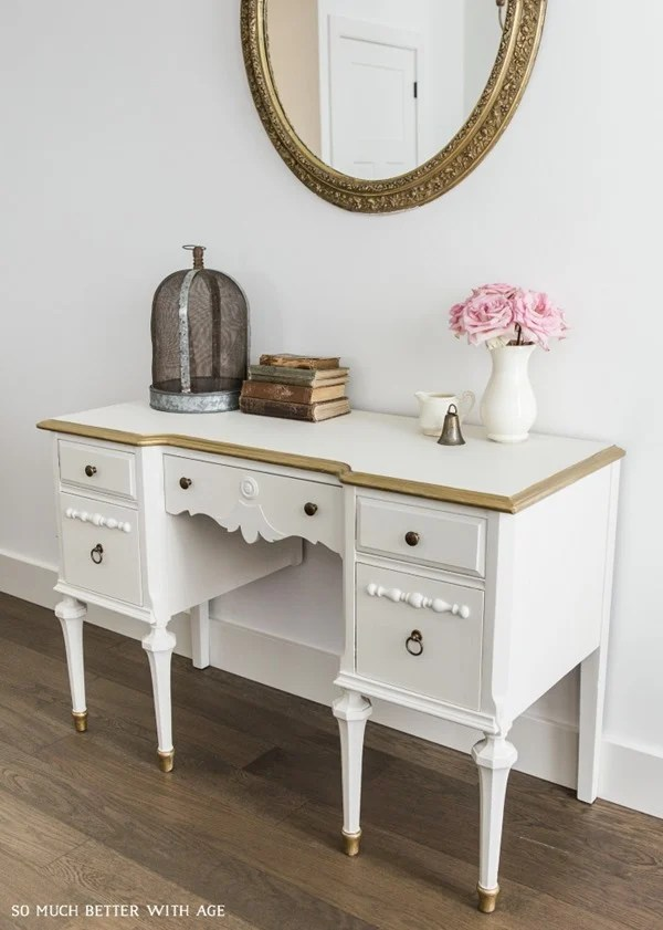 how to prep furniute for painting