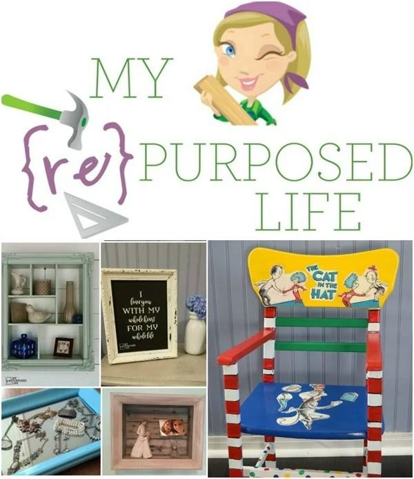 last week on my repurposed life