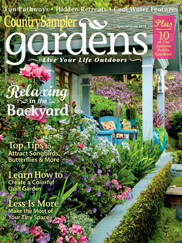 Country Sampler Gardens Special Issue