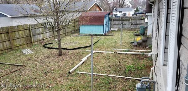 plan a backyard makeover