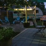 Backyard Camper Retreat   Perfect Guest House