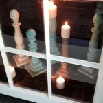 Easy Window Project Fireplace Decor