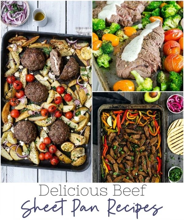 Easy-Beef-Sheet-Pan-Recipes